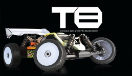 TeamC T8 v2 Pro Racing Nitro Buggy - KIT