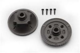 Yokomo Gear diff 40T pulley diff case