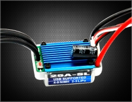 Hobbywing EZRUN-25A-L Brushless ESC for 1/18 Car