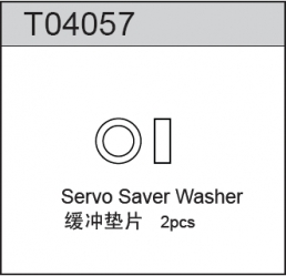 TeamC Servo Saver Washer (2)