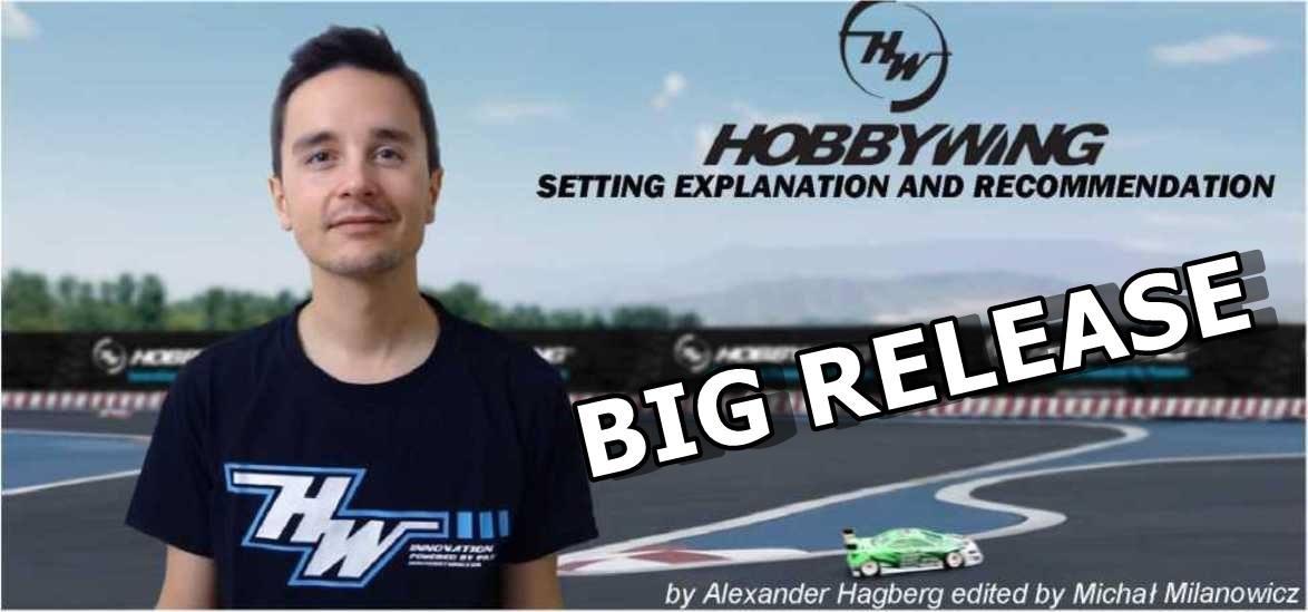 Hobbywing Settings Explained | EuroRC com