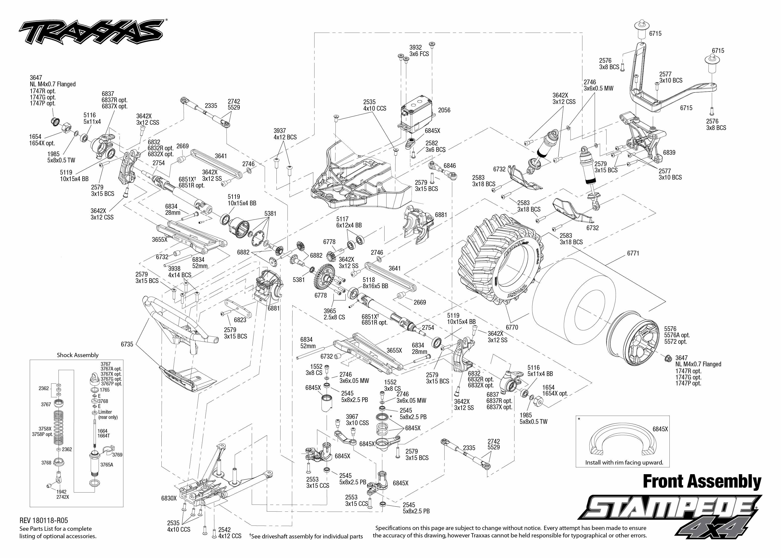 traxxas stampede vxl rear end diagram automotive wiring diagram u2022 rh vbpodcasts com