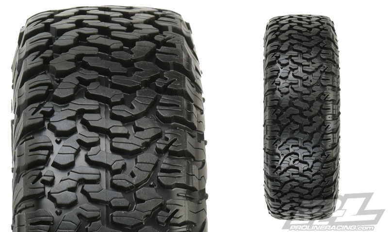 Bf Goodrich Truck Tires >> Pro Line Bfgoodrich All Terrain Ko2 2 2 G8 Rock Terrain Truck Tires