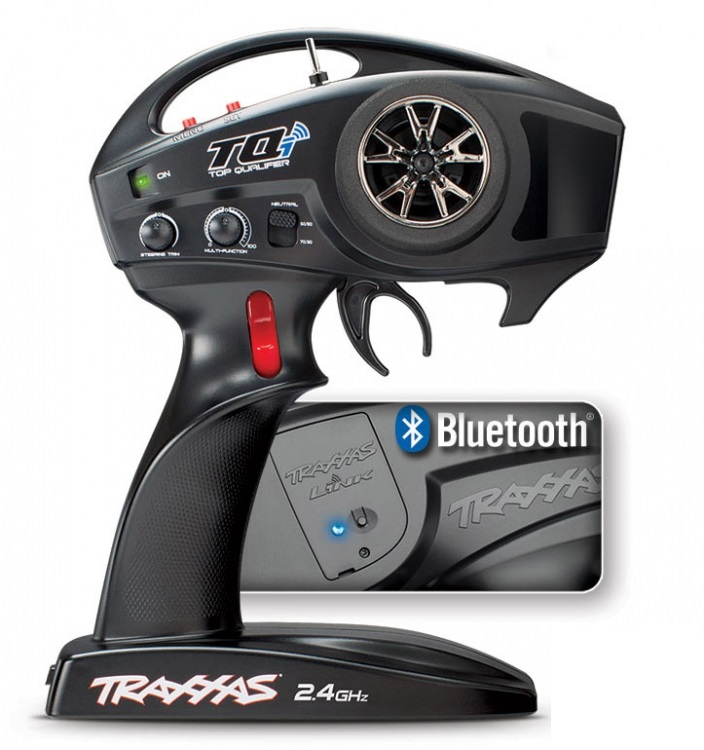 Traxxas 6511 TQi Link Bluetooth Wireless Module for Android /& Apple iOS