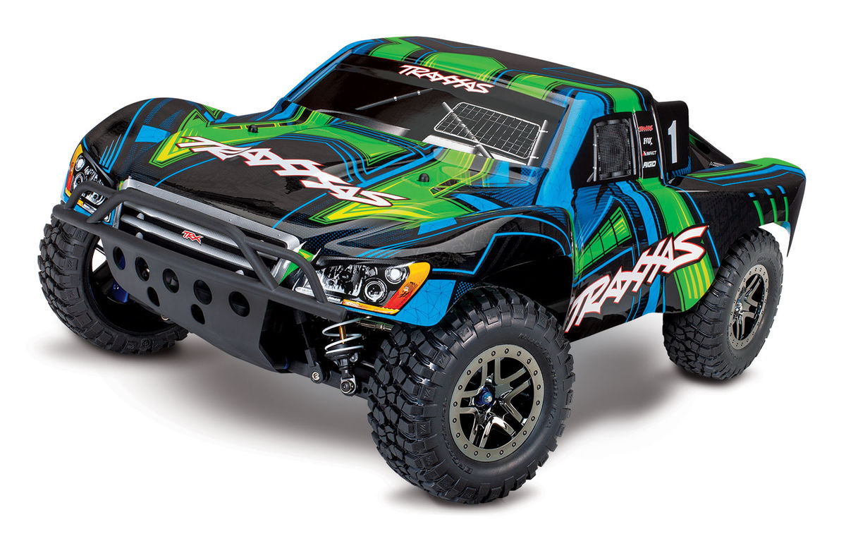 Traxxas Slash 4x4 Ultimate RTR TQi Telemetry TSM W/o Battery & Charger
