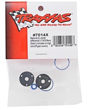 TRAXXAS Rebuild Kit Center-diff 1:16