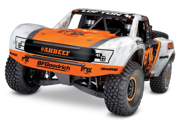 Traxxas Unlimited Desert Racer 4WD TQi TSM w/o battery & charger RTR