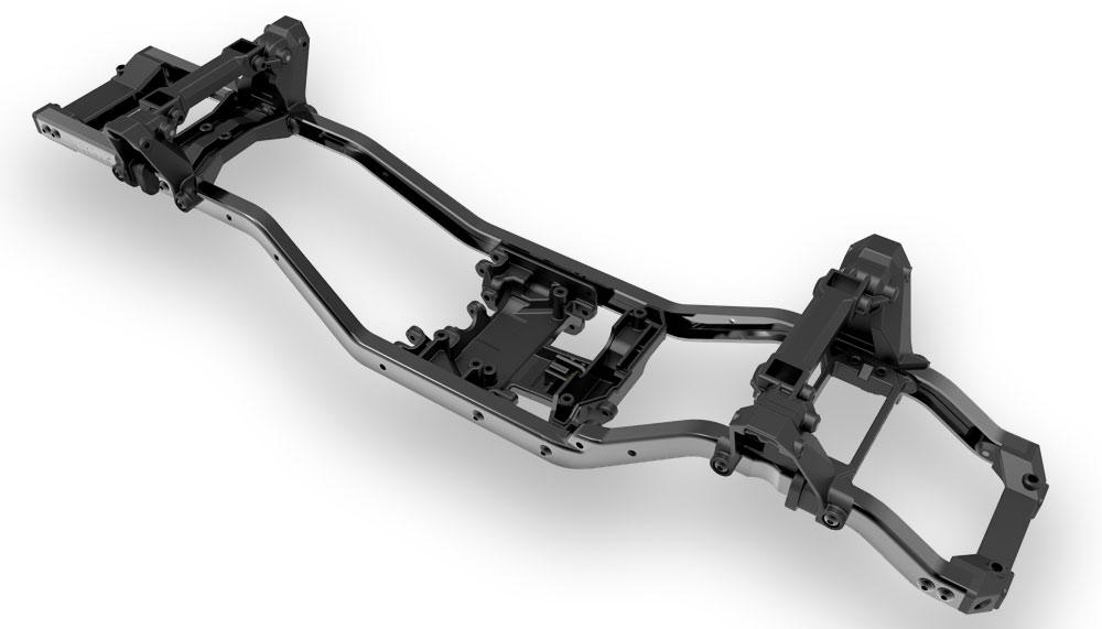 Traxxas TRX-4 Scale Crawler Land Rover Defender D110 RTR | EuroRC.com