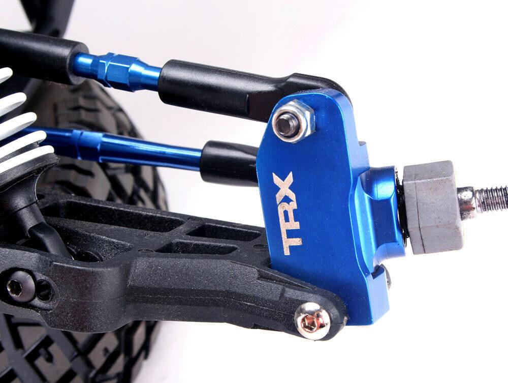 Traxxas Aluminum 30deg Caster Blocks (L+R) For Slash