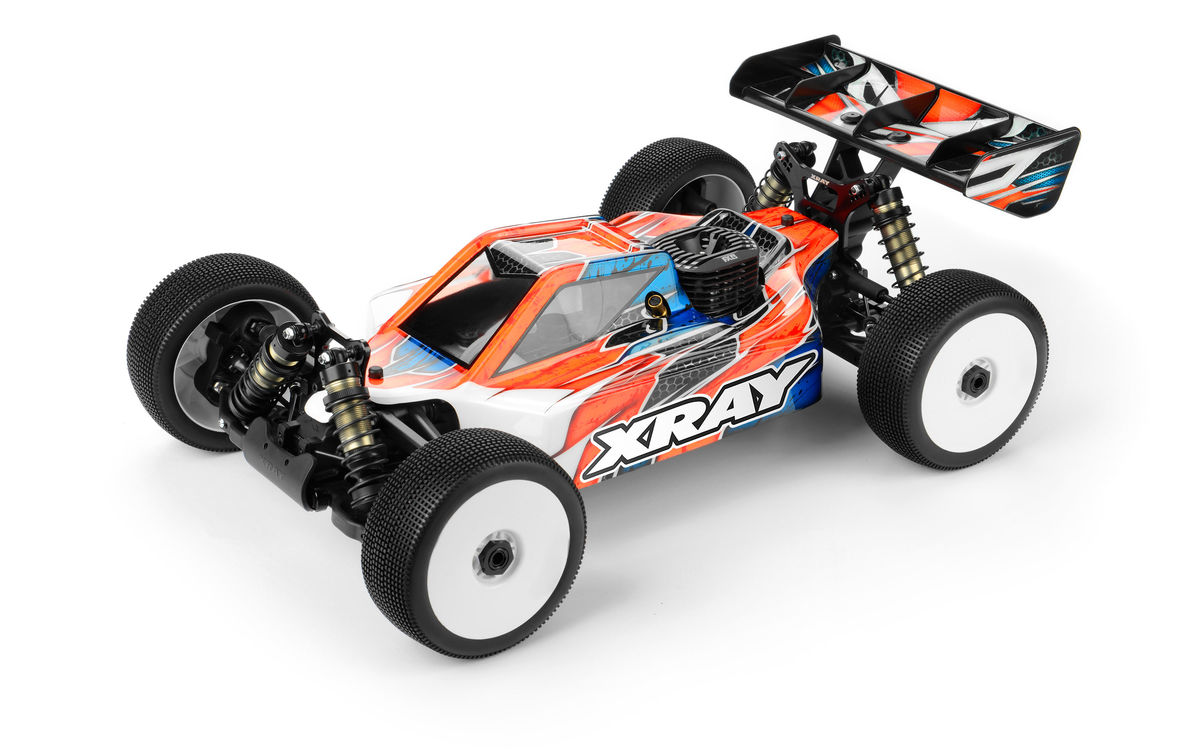 Xray XB8 - 2020 - Luxyrious 1:8 Racing Nitro Buggy KIT | EuroRC.com