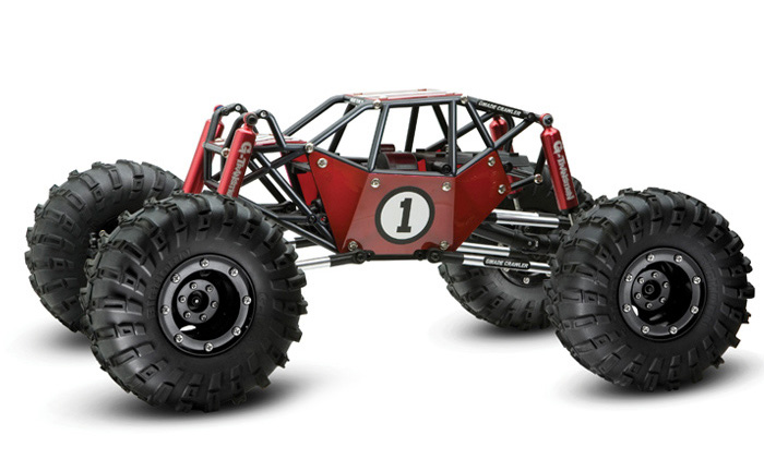 Gmade R1 Rock Buggy - Kit