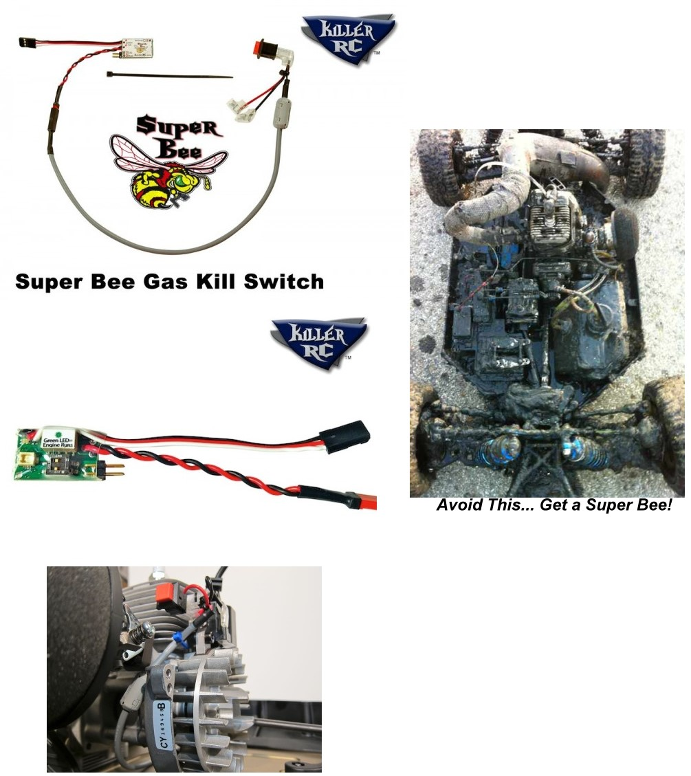 Killer Rc Super Bee Kill Switch Car Kit Any Diagramsdirtcircuitwiringjpg