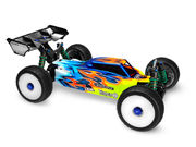"JConcepts Tekno EB48 ""Finnisher"" Illuzion Body (Clear)"