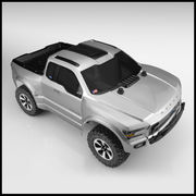 JConcepts Ford Atlas - Sct Absolute Scaler Body