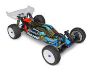 JConcepts Warrior B5M Light Weight Body w/6.5 Finnisher Rear Wing