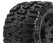 "Pro-Line Trencher X 3.8"" All Terrain Tires Mounted - Removable Hex 17mm (2)"