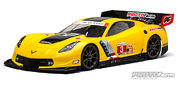 ProtoForm 1:8 GT Chevrolet Corvette C7.R - 360mm - Clear