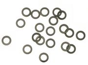 Traxxas Teflon washers, 5x8x0.5mm (20) (for ball bearings)