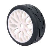 Hobbypro 1/8 Rally Tyre Set (2)