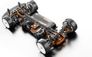 Xray 1:10 T4 -19 Luxyrious 4wd Electric Touring Car Kit