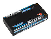 Reedy Zappers - 3600mAh - 7.6V HV - 100C Shorty Lipo - Low Profile