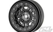"Pro-Line FaultLine 1.9"" Bead-Loc 10 Spoke Crawling Wheels (2)"