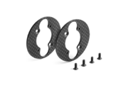 Xray Graphite Front Aerodynamic Disc 1.6mm - Left + Right - Set
