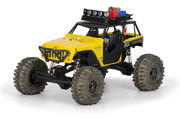 Pro-Line Jeep Wrangler Rubicon Clear Body for Axial Wraith 1/10