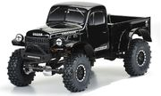 Pro-Line 1946 Dodge Power Wagon Tough-Color (Black) Body - 313mm