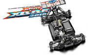 Opened Packing - UnUsed - Xray XB8e 2018 Luxyrous Electric 1:8 Buggy - Kit