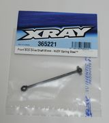 Xray Front  ECS Drive Shaft 81mm - Hudy Spring Steel