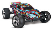 Traxxas Rustler XL-5 with ID Technology RTR 2WD Truck