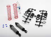 Traxxas Ultra XX-Long Shocks - Grey (2)