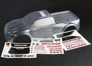 Traxxas E-Maxx Clear Unpainted Body