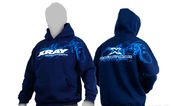 Xray Sweater Hooded - Blue (S)