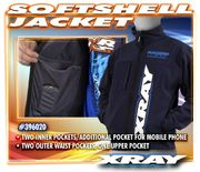 Xray Luxury Softshell Jacket  - 17
