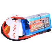 Gens ace 520mAh 7.4V 30C 2S1P Lipo Battery Pack