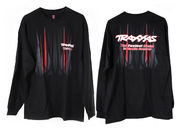 Traxxas LONG SLEEVE TEE JBR Black