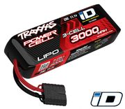 Traxxas Li-Po Battery 3S 11,1V 3000mAh 25C iD-connector