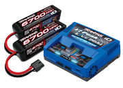 Traxxas Charger iD Live Dual and Battery 14.8V 6700mAh Combo Traxxas