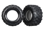 Traxxas Tire Maxx AT incl foam 8S Rated (2) X-Maxx