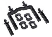 Traxxas Body Mounts Fron and Rear (fits 8311) (2)