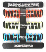 Tamiya Touring Car Tuned Spring - Set - Short