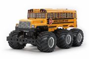 Tamiya 1:18 RC King Yellow 6x6 - G6-01 Chassis - KIT