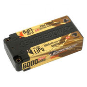 Sunpadow 7.6V 2S HV 6000mAh 100C/50C Shorty LiPo Battery