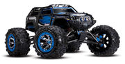 Traxxas Summit 1/10 Scale 4WD Extreme Terrain Monster Truck With 12V 4A Charger (Blue)