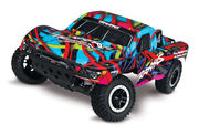 Traxxas Slash 1:10 Scale RTR Electric 2WD Short-Course Truck - Hawaiian Edition - 12V DC charger