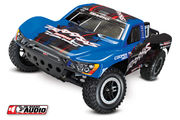 Traxxas Slash 1:10 Scale RTR Electric 2WD Short-Course Truck With On-Board Audio - Blue