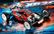 Xray 1:10 XB2C -19 Luxyrous 2wd Electric Buggy Kit - Carpet Edition