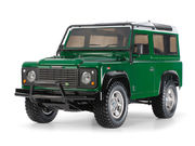 Tamiya RC 1/10 Land Rover Defender 90 (CC-01) - Kit
